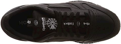 Reebok Classic Leather, Black Image 7