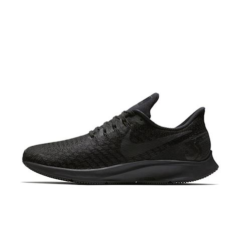 Nike Air Zoom Pegasus 35 Men's Running Shoe - Black Image