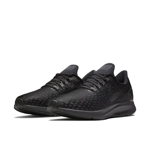 Nike Air Zoom Pegasus 35 Men's Running Shoe - Black Image 2