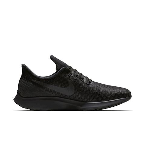 Nike Air Zoom Pegasus 35 Men's Running Shoe - Black Image 3