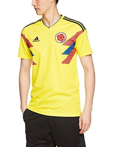 adidas Colombia Mens SS Home Shirt 2018 Image