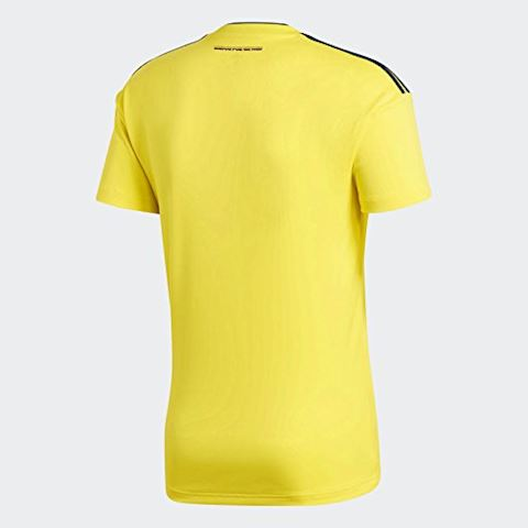 adidas Colombia Mens SS Home Shirt 2018 Image 3