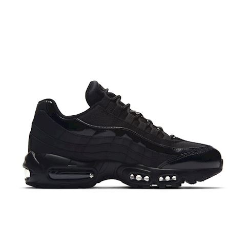 Nike Air Max 95 Women's Shoe - Black Image 3