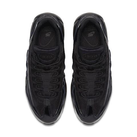Nike Air Max 95 Women's Shoe - Black Image 4