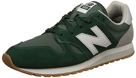 New Balance  U520  women's Shoes (Trainers) in green Image