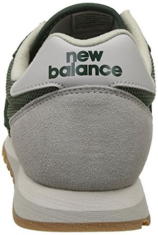 New Balance  U520  women's Shoes (Trainers) in green Image 2