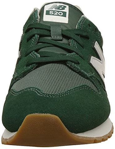 New Balance  U520  women's Shoes (Trainers) in green Image 4