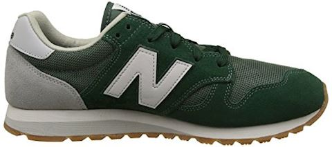 New Balance  U520  women's Shoes (Trainers) in green Image 6