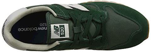 New Balance  U520  women's Shoes (Trainers) in green Image 7
