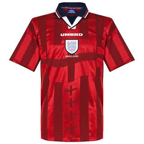 Umbro England Mens SS Player Issue Away Shirt 1997