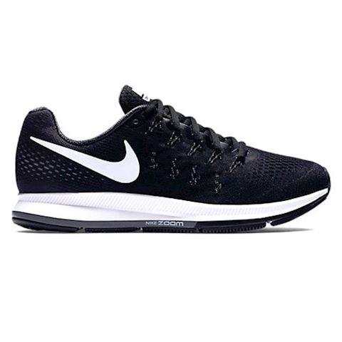 Nike Air Zoom Pegasus 33 Women's Running Shoe - Black Image