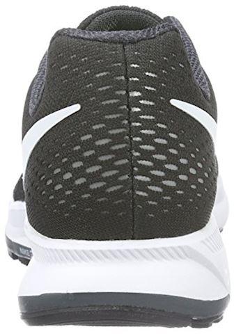 Nike Air Zoom Pegasus 33 Women's Running Shoe - Black Image 2