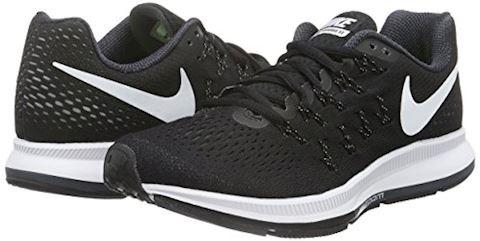 Nike Air Zoom Pegasus 33 Women's Running Shoe - Black Image 5