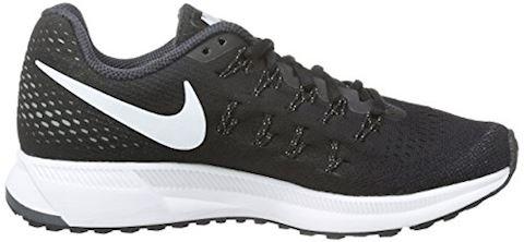 Nike Air Zoom Pegasus 33 Women's Running Shoe - Black Image 6