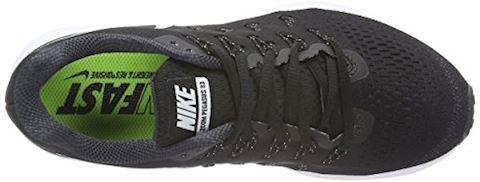 Nike Air Zoom Pegasus 33 Women's Running Shoe - Black Image 7