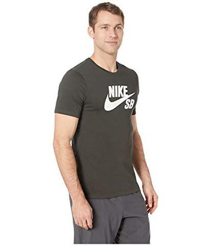 Nike SB Logo Men's T-Shirt - Olive