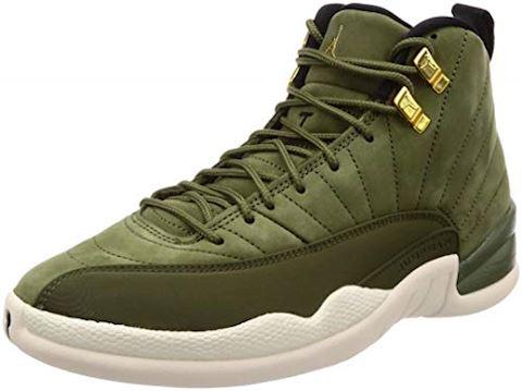 Nike Air Jordan 12 Retro Men's Shoe - Green Image