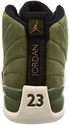 Nike Air Jordan 12 Retro Men's Shoe - Green Image 2