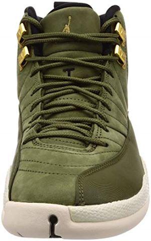 Nike Air Jordan 12 Retro Men's Shoe - Green Image 4