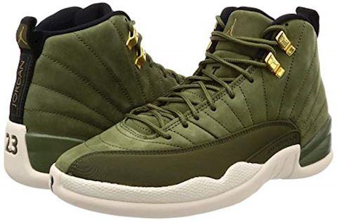 Nike Air Jordan 12 Retro Men's Shoe - Green Image 5