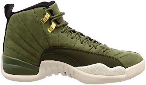 Nike Air Jordan 12 Retro Men's Shoe - Green Image 6