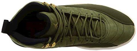 Nike Air Jordan 12 Retro Men's Shoe - Green Image 7