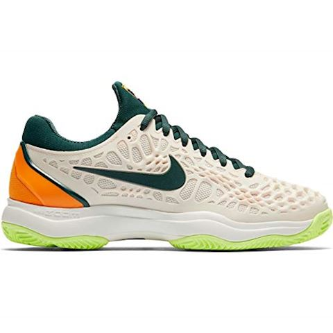 Nike Zoom Cage 3 Clay Men's Tennis Shoe - White Image