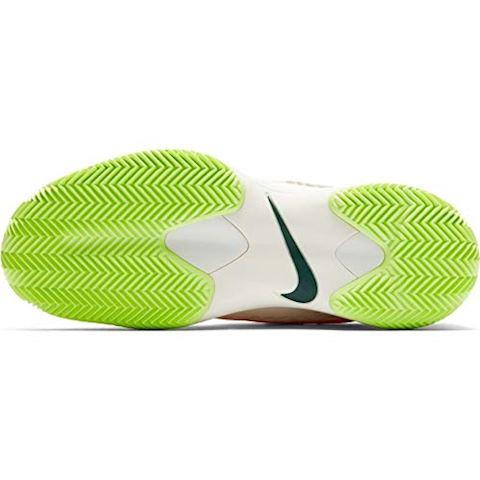 Nike Zoom Cage 3 Clay Men's Tennis Shoe - White Image 2