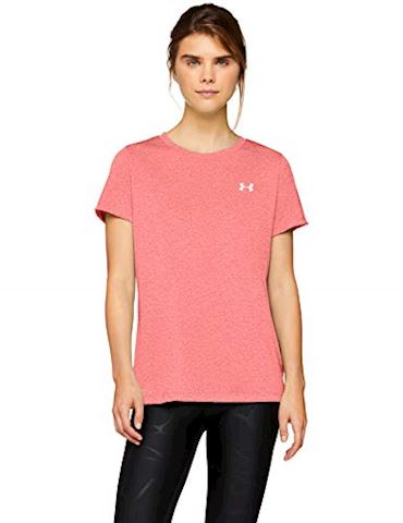 Under Armour Women's UA Tech Twist T-Shirt Image