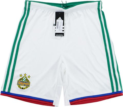 adidas Rapid Vienna Kids Away Shorts 2014/16 Image