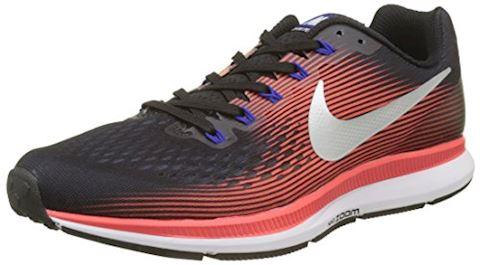 Nike Air Zoom Pegasus 34 Men's Running Shoe - Black Image