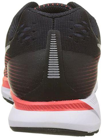 Nike Air Zoom Pegasus 34 Men's Running Shoe - Black Image 2