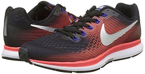 Nike Air Zoom Pegasus 34 Men's Running Shoe - Black Image 5