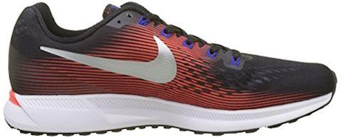 Nike Air Zoom Pegasus 34 Men's Running Shoe - Black Image 6