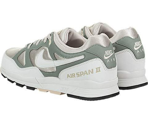 Nike Air Span II Women's Shoe - Cream Image 4
