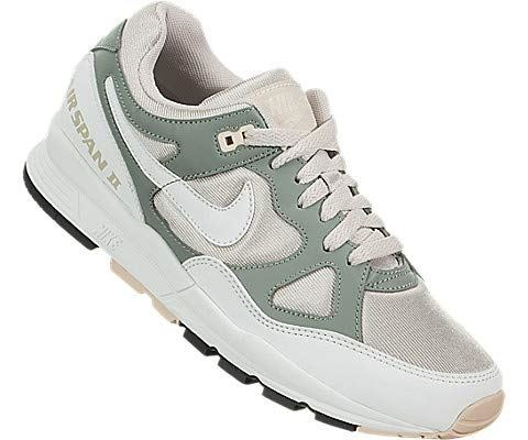 Nike Air Span II Women's Shoe - Cream Image 5