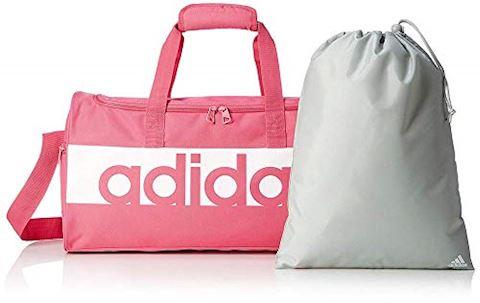 adidas Linear Performance Duffel Bag Small Image 3