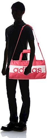 adidas Linear Performance Duffel Bag Small Image 6