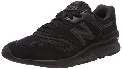 promo code 56b71 e283c New Balance 997 Black/ Black