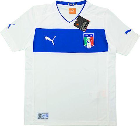 Puma Italy Kids SS Away Shirt 2012 Image