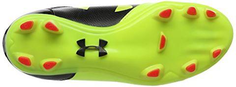 Under Armour Boys' UA Spotlight DL FG JR. Football Boots Image 3