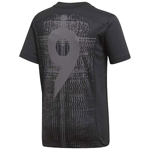 adidas Training T-Shirt Predator - Black/White Kids Image 2
