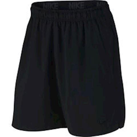 Nike Mens Black Training Shorts Image