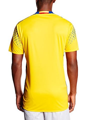 adidas Spain Mens SS Goalkeeper Away Shirt 2016 Image 2