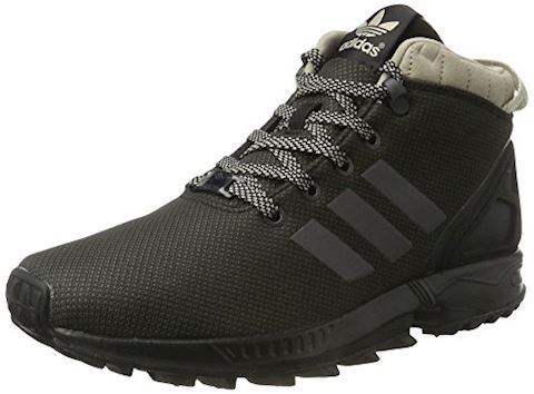 outlet online outlet new lifestyle adidas Originals Mens ZX Flux 5/8 TR Trainers Core Black/Core Black/Core  Black
