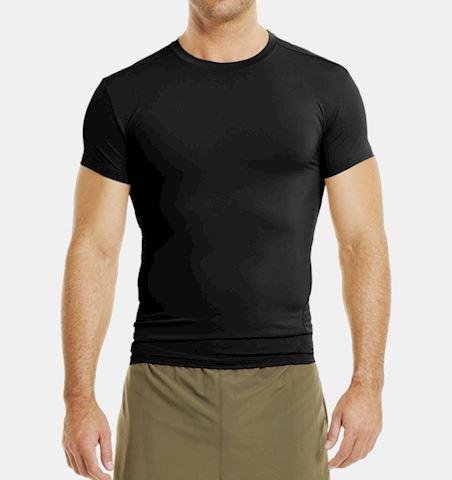 Under Armour Men's Tactical HeatGear Compression Short Sleeve T-Shirt Image