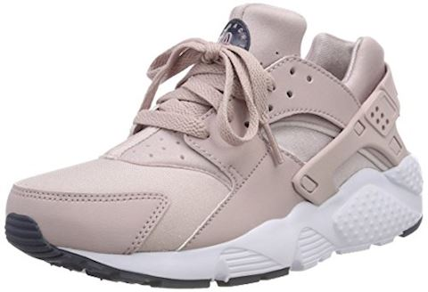 7d34d2be03 Nike AIR HUARACHE RUN JUNIOR girls's Shoes (Trainers) in Pink Image