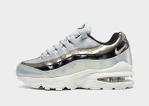 new concept 3fb19 8e096 Nike Air Max 95 SE Older Kids  Shoe - Silver Image