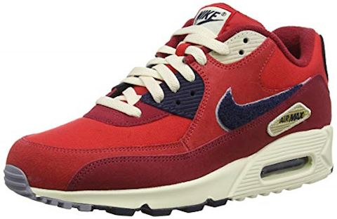 Nike Air Max 90 Premium SE Men's Shoe - Red Image
