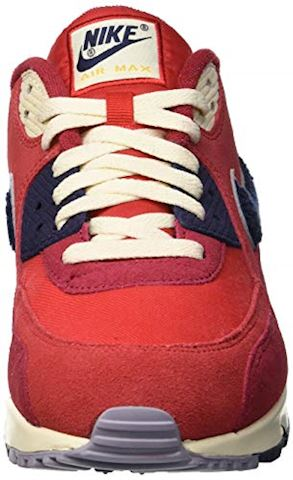 Nike Air Max 90 Premium SE Men's Shoe - Red Image 11